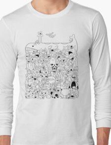Hoenn T-shirt Long Sleeve T-Shirt