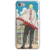 Naruto Hokage iPhone Case/Skin