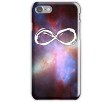 Space Infinity Galaxy iPhone Case/Skin