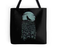 Midnight Hunter Tote Bag
