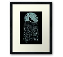 Midnight Hunter Framed Print