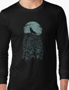 Midnight Hunter Long Sleeve T-Shirt