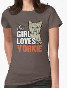 This Girl Loves Her Yorkie T-Shirt