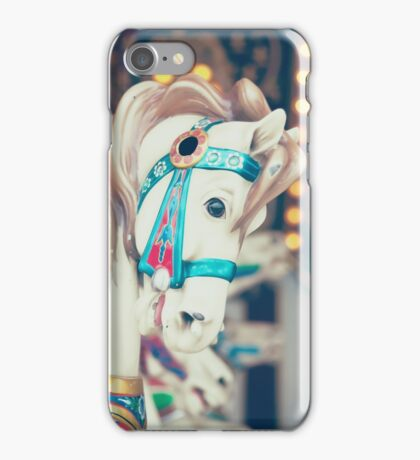 Pauly Carousel Horse iPhone Case/Skin