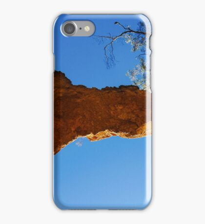When Will it Fall - Hill End iPhone Case/Skin