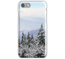 Fraser Valley Mountain View iPhone Case/Skin