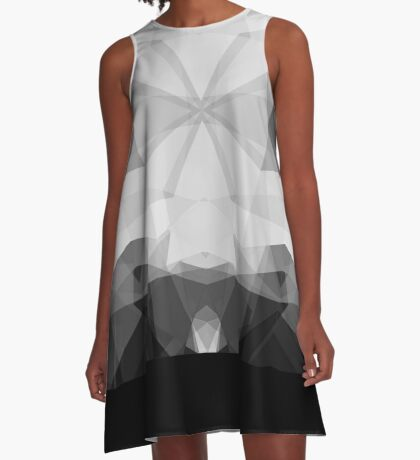 Crystal A-Line Dress