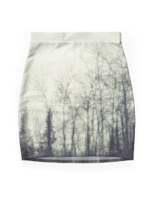 Fragility Mini Skirt