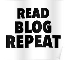Read Blog Repeat Poster