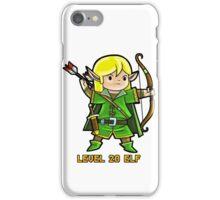 Level 20 Elf iPhone Case/Skin