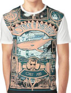 BIOSHOCK JULES VERNE STYLE Graphic T-Shirt