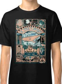 BIOSHOCK JULES VERNE STYLE Classic T-Shirt