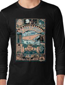BIOSHOCK JULES VERNE STYLE Long Sleeve T-Shirt