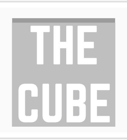 Falsettos Cube Sticker