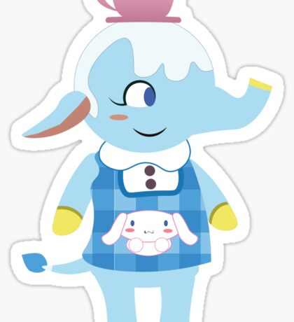 Chai Animal Crossing Sticker