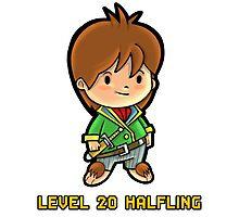 Level 20 Halfling Photographic Print