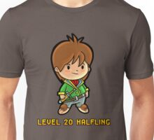 Level 20 Halfling Unisex T-Shirt