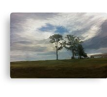 Maryland's Eastern Shore Series No.1 Canvas Print