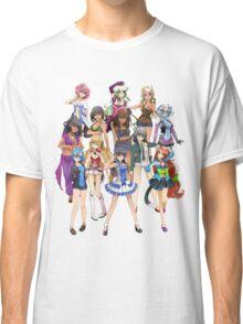 HuniePop Group Classic T-Shirt