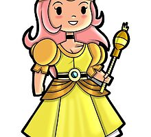 Level 20 Princess by WarpZoneGraphic