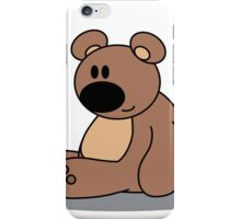 Cuddly Bear iPhone Case/Skin
