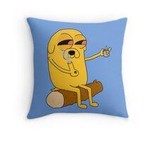 Adventure Time Man... Throw Pillow