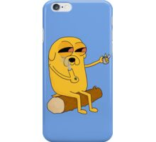Adventure Time Man... iPhone Case/Skin