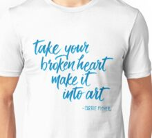 Make it into art Unisex T-Shirt