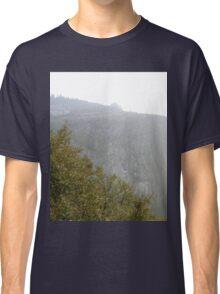 TREES & CLIFF Classic T-Shirt