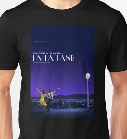 La La Land Movie Unisex T-Shirt