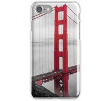 Misty Bridge iPhone Case/Skin