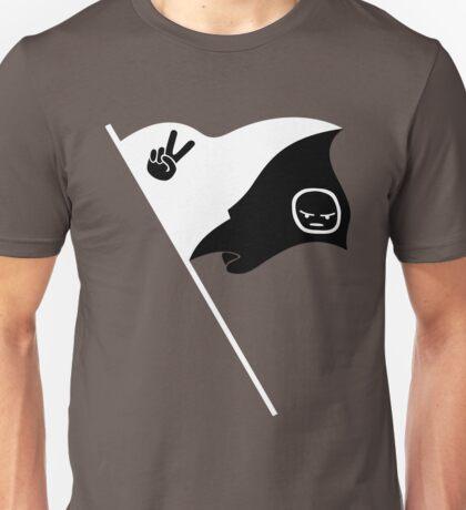 Anarcho-Pacifism Emoji Flag Unisex T-Shirt