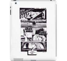 Robbers The 1975 iPad Case/Skin