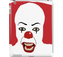 Pennywise the Clown from Stephen King's IT iPad Case/Skin
