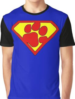 The Last Pup Of Krypton  Graphic T-Shirt