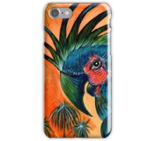 Palm Cockatoo by Sheridon Rayment iPhone Case/Skin