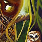 Blue Moon Owl and the Faraway Tree by Sheridon Rayment by BlueMoonOwl