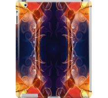 Space Needle Abstract Pattern Artwork iPad Case/Skin