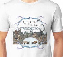 Wyoming wildlife  Unisex T-Shirt