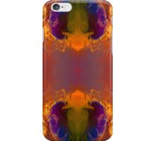 A Rainbow Of Life Abstract Living Art iPhone Case/Skin