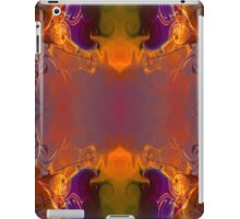 A Rainbow Of Life Abstract Living Art iPad Case/Skin