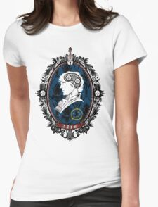 A Watchful Mind Womens Fitted T-Shirt