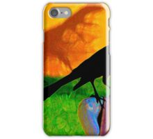 Grackle iPhone Case/Skin