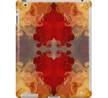 Passionate Explosions of Colorful Reality iPad Case/Skin