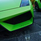 Bubbly Lamborghini  by Timothy  Iverson Auto Photography