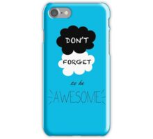 DFTBA - TFIOS - Nerdfighters  iPhone Case/Skin