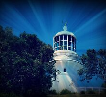 Sugarloaf Point Lighthouse by Sheridon Rayment by BlueMoonOwl
