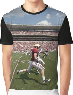 American Football Photo 2 Graphic T-Shirt