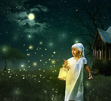 Fireflies by Linda Lees