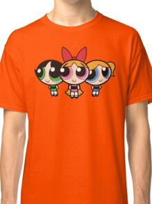 Power Puff Girls - Group Classic T-Shirt